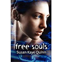 [ FREE SOULS: BOOK THREE OF THE MINDJACK TRILOGY ] BY Quinn, Susan Kaye ( AUTHOR )Dec-19-2012 ( Paperback )