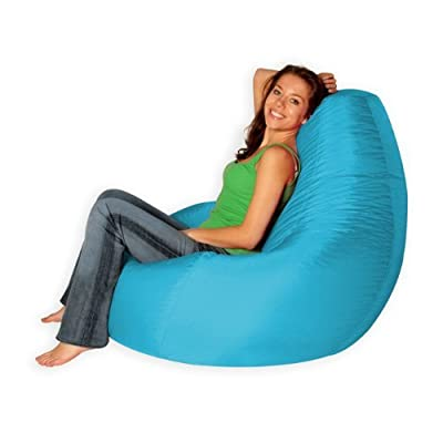 Designer Recliner Gaming Bean Bag - Waterproof Indoor & Outdoor Beanbag Chair by Bean Bag Bazaar®
