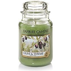 Yankee Candle Housewarmer OLIVE & THYME 623 g