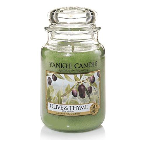 yankee-candle-1507722e-623-g-oliva-y-tomillo-vela-en-jarra-grande-vidrio-color-verde-10x98x147-cm