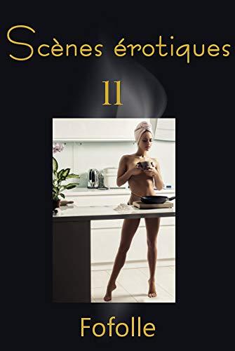 Couverture du livre Fofolle (Scènes érotiques t. 11)
