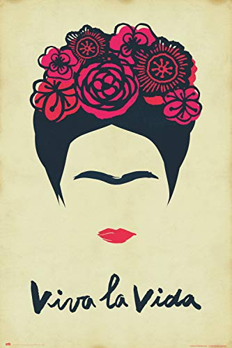 Erik GPE5363 Poster Frida Kahlo Viva LA