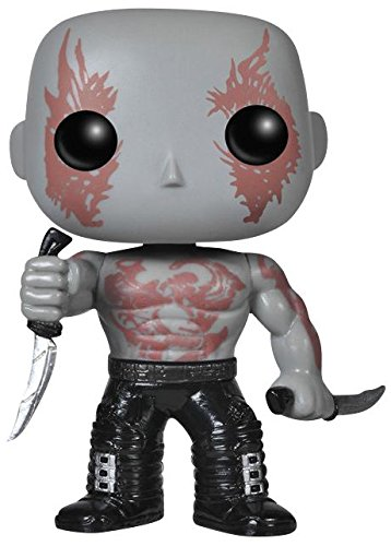 Funko Pop Drax (Guardianes de la Galaxia 50) Funko Pop Guardianes de la Galaxia