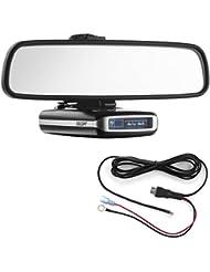PerformancePackage espejo pantalla plana soporte de Radar Detector + Direct cable cable de alimentación–Escort Max Max2