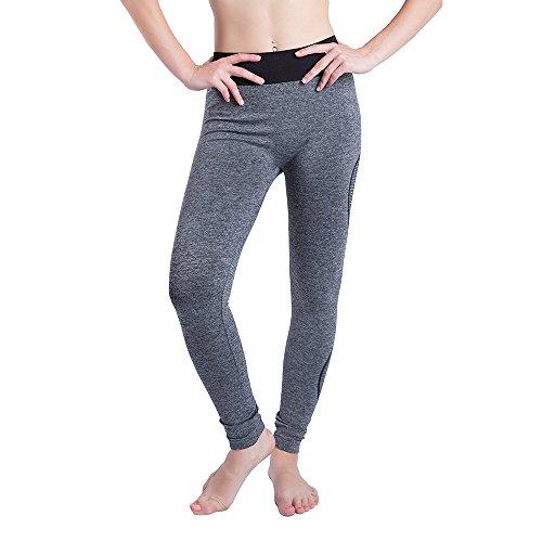 TianWlio Leggings Damen Yoga Strumpfhosen Frauen Gym Yoga Patchwork Sport Laufen Fitness Leggings Hosen Sporthose Yoga Outfits Yoga Leggings Sport Leggings Yoga