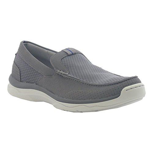 Clarks Détente Homme Chaussures Marus Step en Textile Bleu