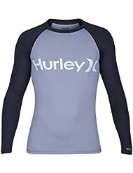 Hurley One & Only Lycra Maillot en Lycra LS