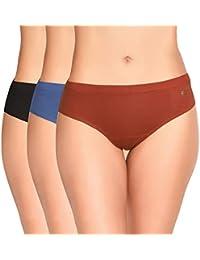 Enamor CR17 Super Comfort Cotton Hip Hugger-Mid Waist Panty