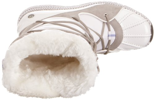 Rockport Zana Duck Scrunch Boot, Bottes femme Blanc (Pure White)