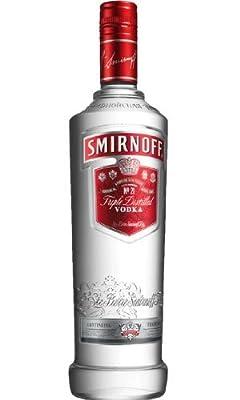 Smirnoff Red Label Wodka (1 x 0.7 l)