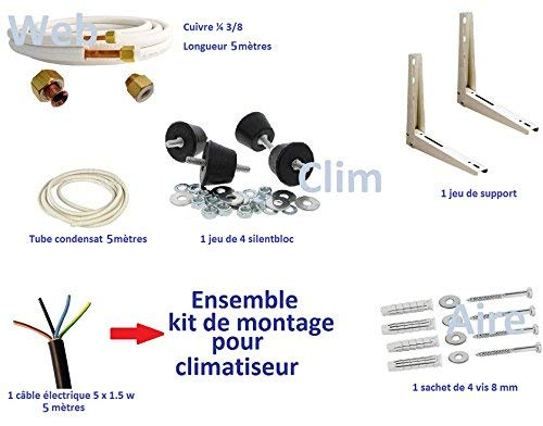 Single Inverter Klimagerät A Wand x-eco 12000BTU Emmeti