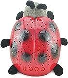 Cloud b Twilight Plush Nightlight (Ladybug)