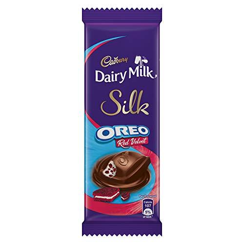 Cadbury Dairy Milk Silk Oreo Red Velvet, 60 g