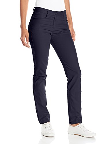 IZOD Junior's Uniform Stretch Twill Skinny Pant (Izod-uniformen)