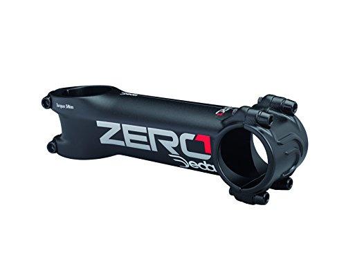 Deda Elementi Attacco Zero1per bicicletta Unisex adulti, Nero