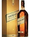 Johnnie Walker gold label scotch whisky 18 jahre alt