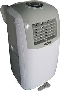 Aktobis Klimagerät WDH-TCB1263 (11.500 BTU + A) *Turbokühlung*