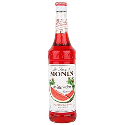 Monin WASSERMELONE-Sirup 0,7 l