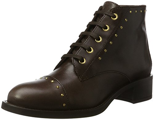 Unisa Ladies Eduje_ne Brogue Marrone (wengue)