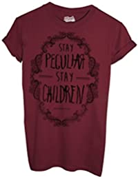 T-Shirt Miss Peregrine Frase Jobs Stay Peculiar - Film By Mush Dress Your Style