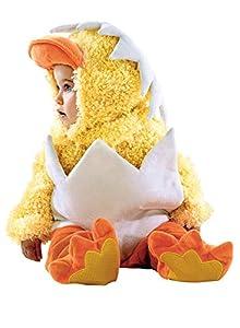Clown Republic - Disfraz de Pettit de pollo, para niño, 19736/36, multicolor