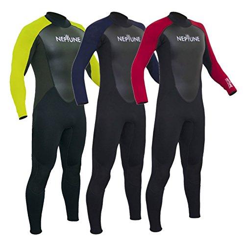 cebd8141a866 Gul 3/2MM NEPTUNE CHILDS FULL LENGTH WETSUIT CANOE KAYAK SURFING JETSKI  DINGHY