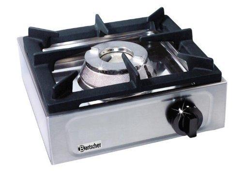 Bartscher Gaskocher 350, 1 Flammeamme, Breite 350 Tischgerät Test