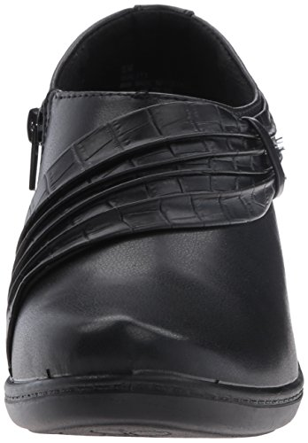 Easy Street Northern Cuir Bottine Black-Coroco