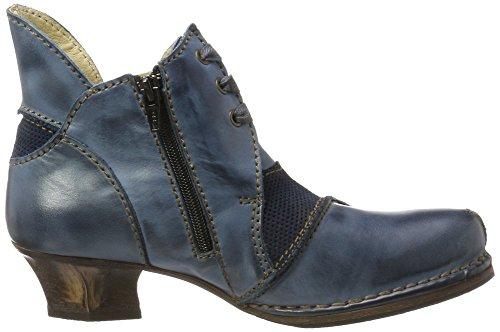 Rovers Damen 49019 Stiefel Blau (Blau)