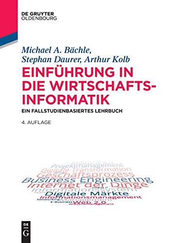 Einführung in die Wirtschaftsinformatik: Ein fallstudienbasiertes Lehrbuch (De Gruyter Studium)