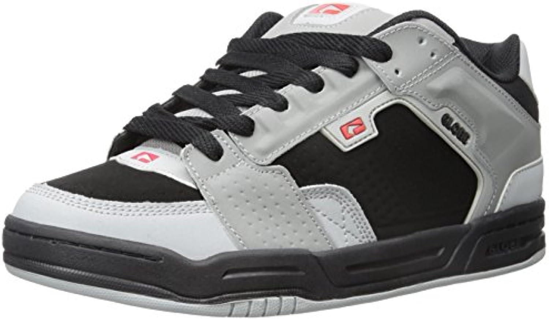Globe Skateboard Shoes SCRIBE BLACK/GRAY/RED  Billig und erschwinglich Im Verkauf