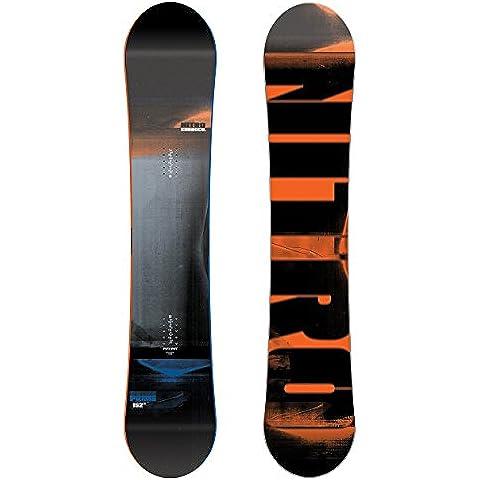 Nitro Snowboards Snowboard Prime Wide '17 Varios colores Board Talla:163