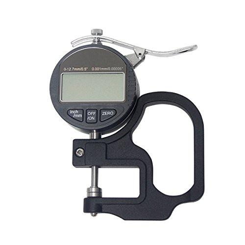 Wisamic 0.001mm Digital Fühlerlehre Dickenmessgerät Dickenmesser