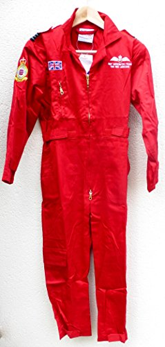 Red Arrow's Royal Air Force RAF Children's Official Flying Suit **** shipped first class same day ****