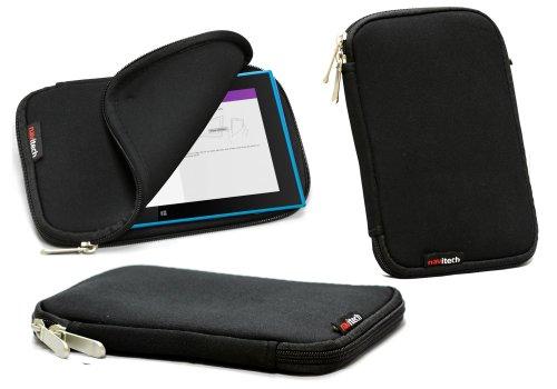 chlagwiederständiges, Kratzfestes Neoprene Case / Cover / Hülle für das HP ElitePad 1000 G2 (Tablet Garantie 1000)
