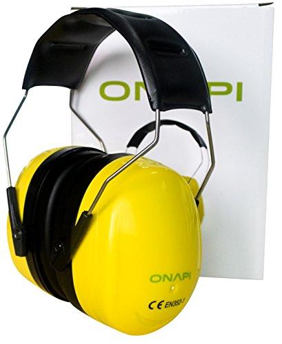 Gehörschutz, Größe stufenlos verstellbar - geeignet für jede Altersklasse