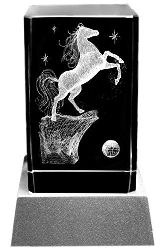 kaltner-glass-block-3d-laser-crystal-with-led-light-horse-motif