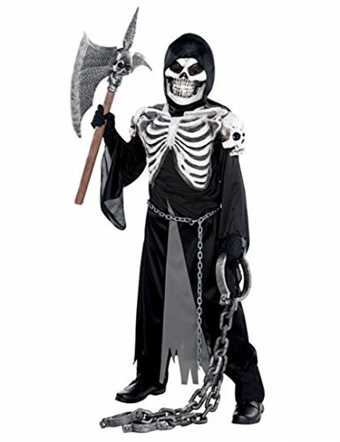 New Amscan Kids Halloween Crypt Keeper Ghoul Boys Fancy Dress Party Costume by Amscan International
