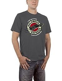 Touchlines Men's Delorean Express Time Traveller T-Shirt
