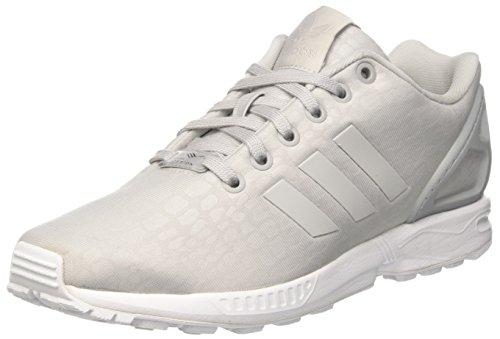 adidas Damen Zx Flux Sneakers Grau Grey Two/Footwear White, 40 EU
