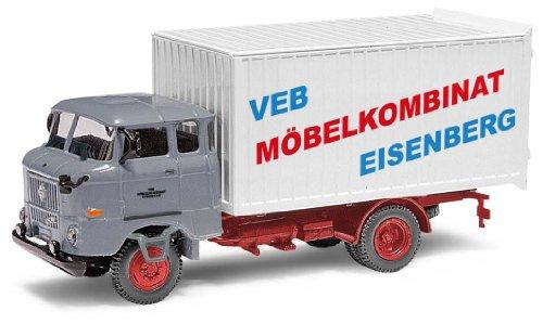 Busch Voitures - BUV95109 - Modélisme - Camion W 50L MK - Veb Möbelkombinat Eisenberg