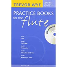 Practice Books for the Flute: Omnibus Edition, Book 1-5