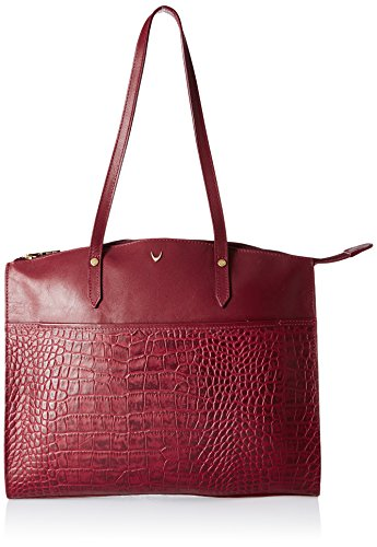 Hidesign Women's Handbag with No (Red Marsala)