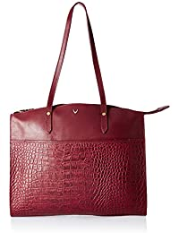 Hidesign Women's Handbag (Red Marsala)