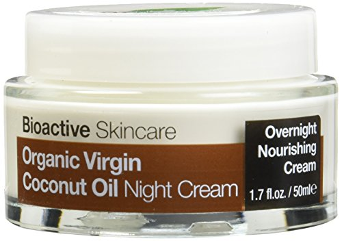 Deep Wrinkle Night Cream (Dr. Organic Cocco Night Cream, 50 ml, 1er Pack (1 x 50 ml))