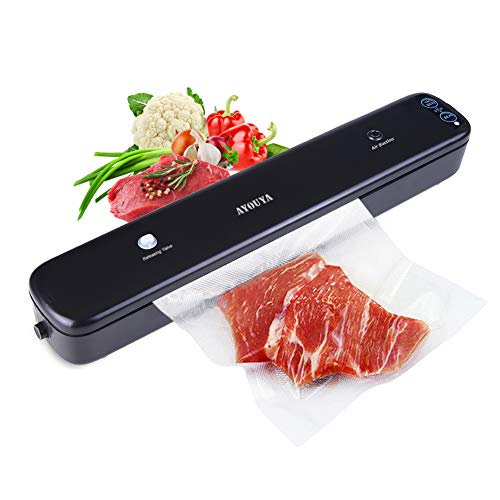 AYOUYA Machine sous Vide Alimentaire Appareil Mise sous Vide...