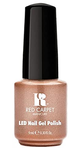 Red Carpet Manicure Gel Polish, The Final Touch