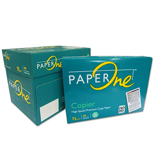versando 2500 Blatt PaperONE Copier DIN A4 PAPIER Markenpapier weiß KOPIERPAPIER DRUCKERPAPIER LASERPAPIER UNIVERSALPAIER