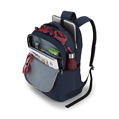 Best samsonite backpack in India 2020 American Tourister Spin 29 Ltrs Navy Laptop Backpack (FS0 (0) 41 002) Image 5