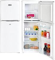 Super General 190 Liters Gross Compact Top-Mount Refrigerator-Freezer, Reversible door, Tropical Compressor, W
